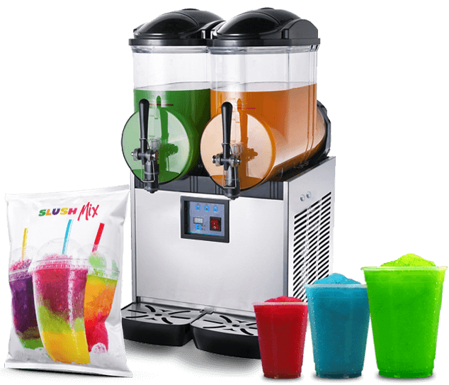 Slush Machine For Hire Catering Equipment South Africa