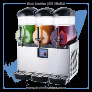Slush Machine South Africa SC-3 ChromeCater Slush Machines For Sale