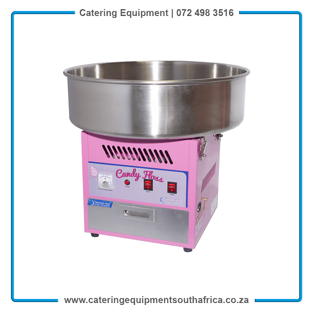 Candy Floss Machine For Sale South Africa ChromeCater MF-01