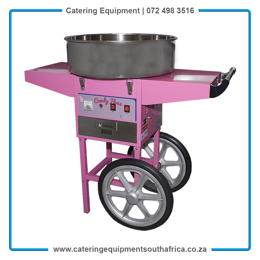 Candy Floss Machines For Sale South Africa ChromeCater MF-05