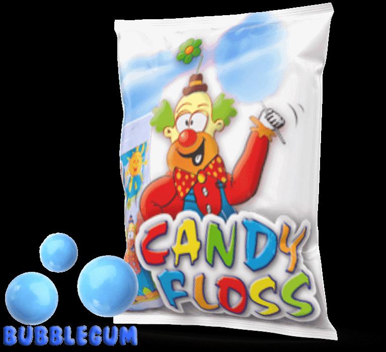 Candy Floss Sugar Bubblegum For Sale